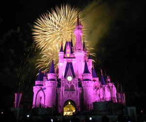 castle, disney world, and cute image
