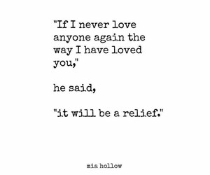 love, quote, and relief image