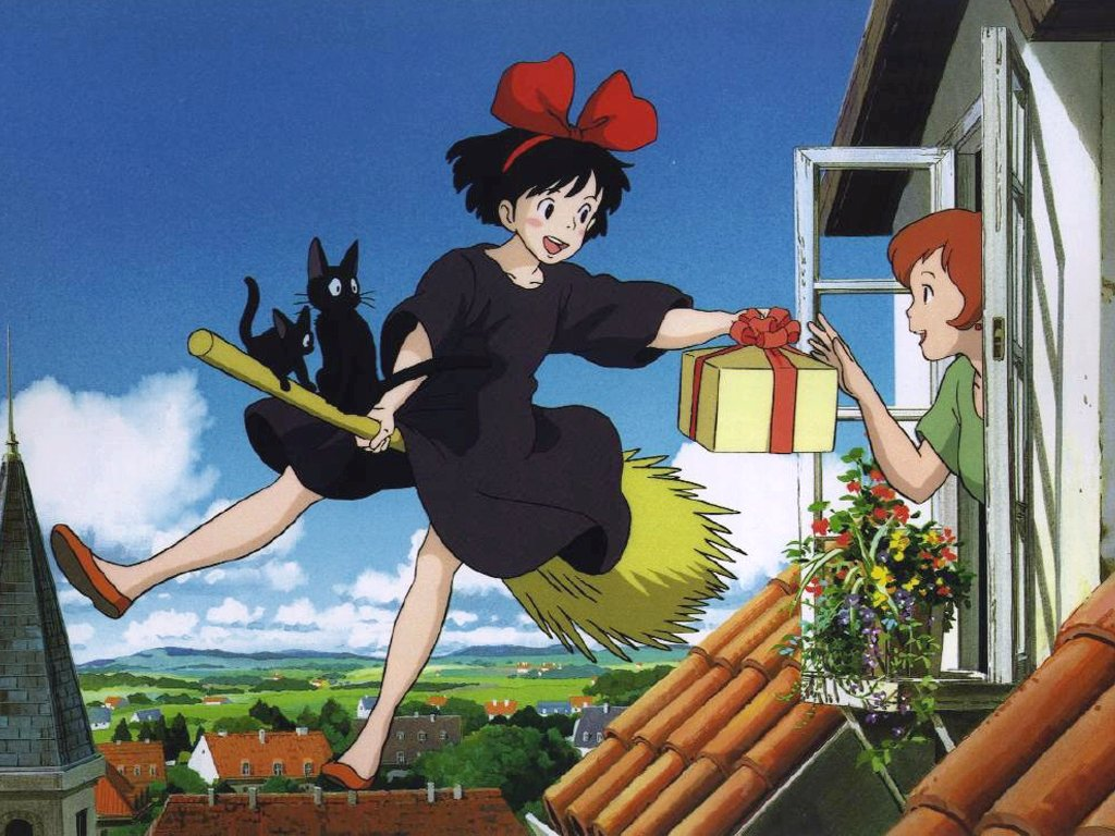 Kiki S Delivery Service Wallpapers For Free Download Kiki S