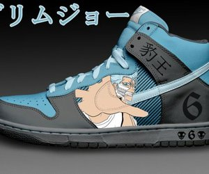 grimmjow, lol, and shoes image