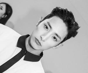lee soo hyuk, model, and korean image