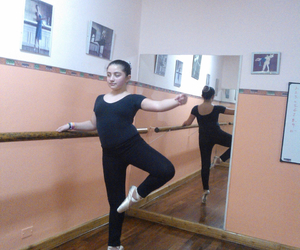 pointe, strength, and pointework image