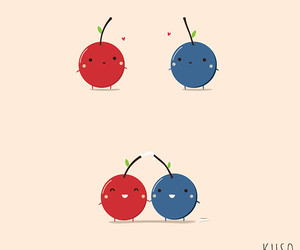 berry and love image