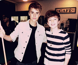 justin bieber and greyson chance image