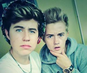 nash grier, jack johnson, and magcon image