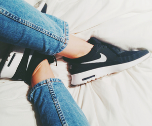 fashion, nike, and airmaxthea image
