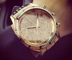 luxury, watch, and fashion image