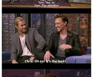 Marvel, the avengers, and chris hemsworth image