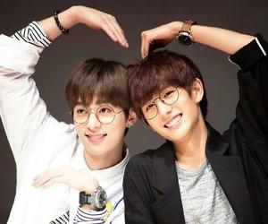 boyfriend, kpop, and minwoo image