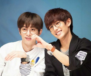 boyfriend, minwoo, and donghyun image
