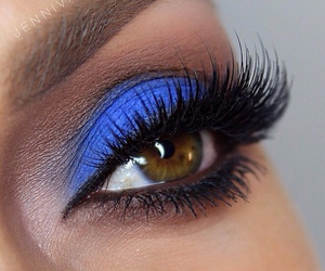 blue, brown, and cils image