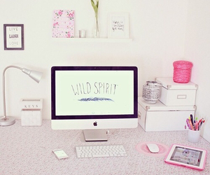 desk and roomspiration image