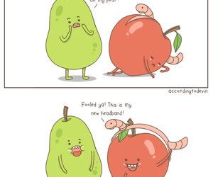 apple and pear image