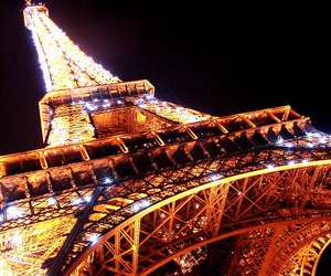 paris, photography, and eiffel image