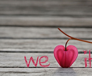 love, heart, and weheartit image