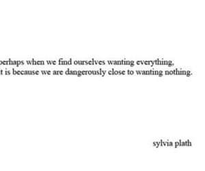 everything, quote, and sylvia plath image