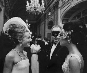 Truman Capote and vintage image