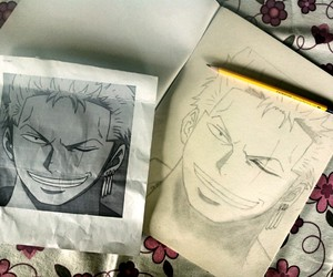 anime, drawing, and fanart image