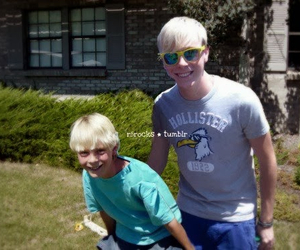celebrity, child, and r5 image