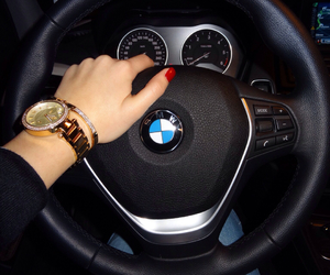 bmw, car, and drive image