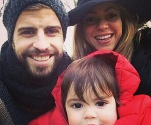 shakira and family image