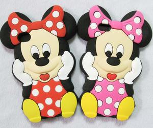 mickey mouse and iphone case image