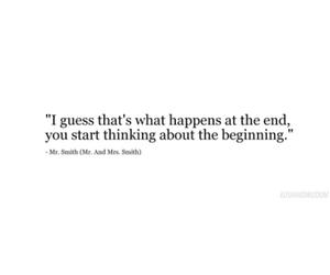 beginning, break up, and fall apart image