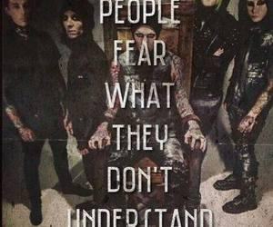 motionless in white and band image