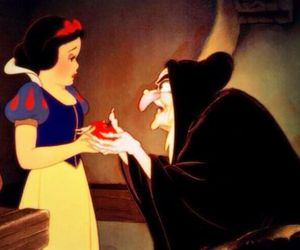 snow white and witch image