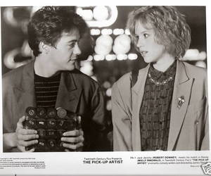 Molly Ringwald and robert downey image