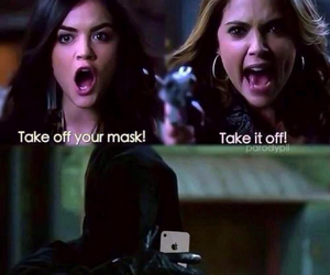 pll, pretty little liars, and selfie image