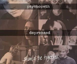 tate, violet, and love image