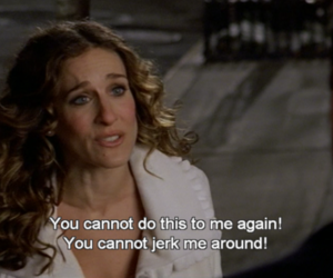 sex and the city, Carrie Bradshaw, and quote image