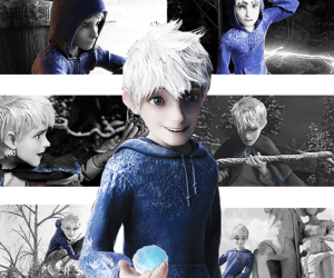 dreamworks, edit, and jack frost image