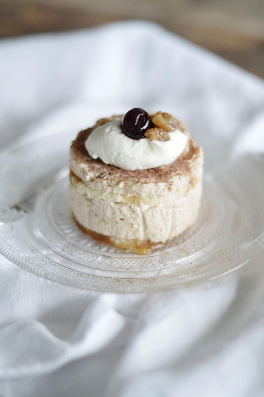 cake, chestnut, and hazelnut image
