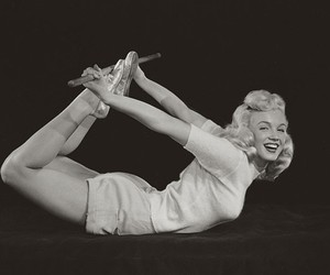 monroe and yoga image