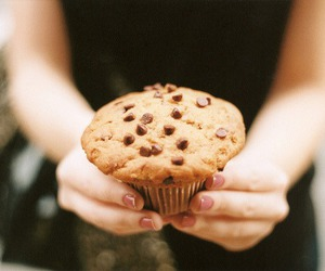 chocolate, cupcakes, and yum image