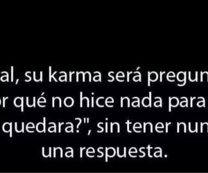 karma, frases, and quote image