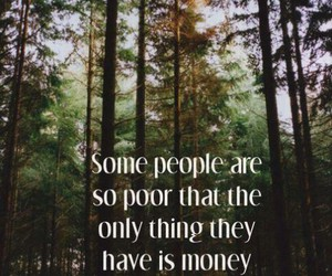 life, money, and people image