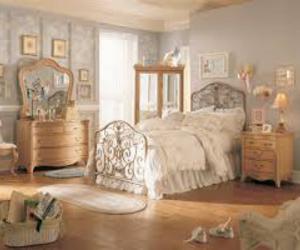 vintage, bedroom, and room image