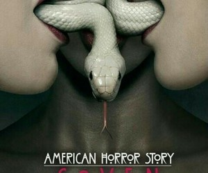background, wallpaper, and american horror story image