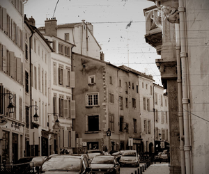 city, photography, and france image