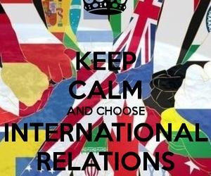 calm, choose, and international image