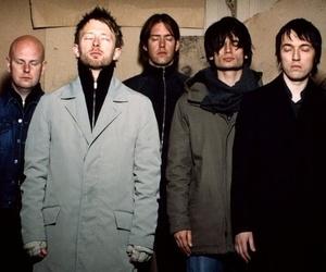 grunge, music, and radiohead image