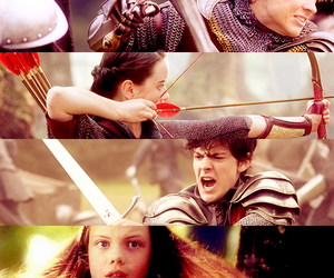 narnia, movie, and william moseley image