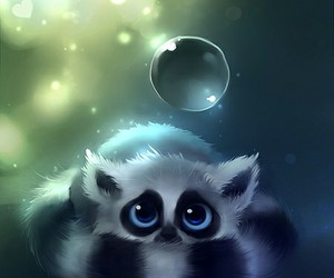 bubble, apofiss, and cute image
