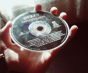 cd, Freddie Mercury, and music image