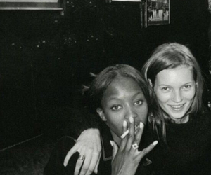 kate moss, Naomi Campbell, and model image