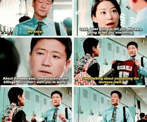 kira, teen wolf, and funny image
