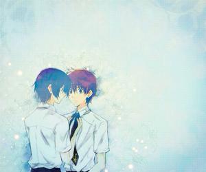 anime, yaoi, and cute image